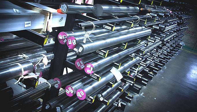 Unsere technischen Werkstoffe umfassen eine Reihe von Hochleistungslegierungen und technischen Kunststoffen