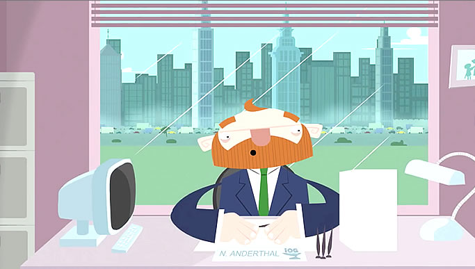 Caveman Capers ist ein humorvolles Video, das beschreibt, wie unsere maßgeschneiderten Versorgungslösungen Ihr Unternehmen revolutionieren kann.