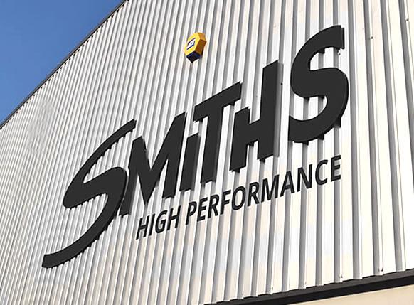 Wenn Sie nachweisen können, dass Sie das Talent haben, dann wird Smiths High Performance in Sie investieren