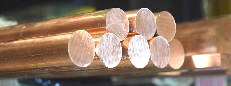 Beryllium & Copper Bar