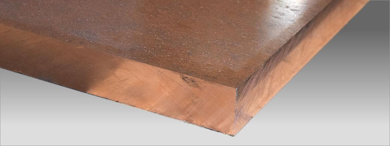 Beryllium & Copper Plate