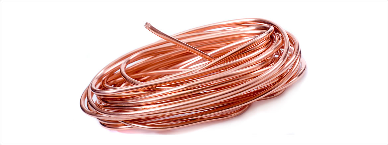Beryllium & Copper Wire