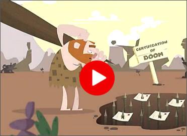 Caveman Capers Video