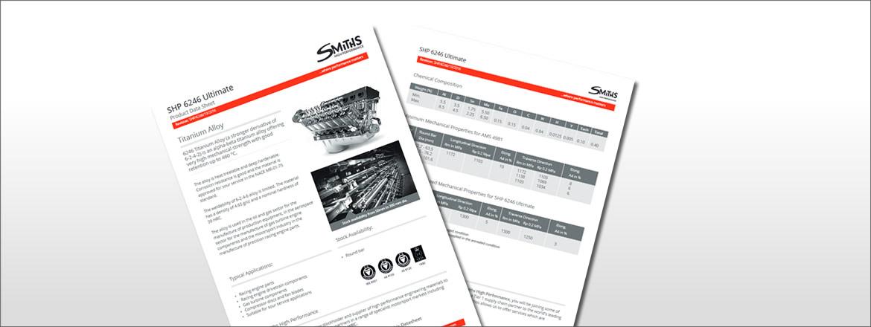Technical Datasheet downloads