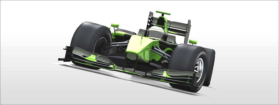 We are a longstanding materials supplier to the Formula 1 market