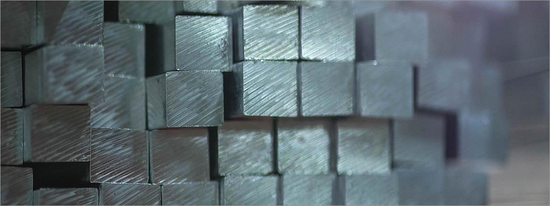 Magnesium Square Bar