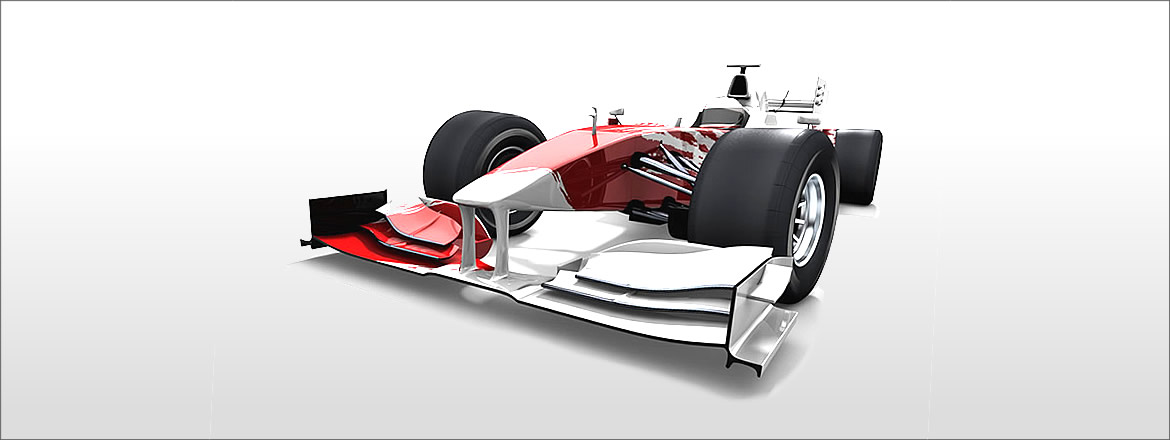 We supply engineering materials to the global motorsport market - this is our primary focus