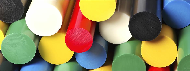 PEEK Plastic - Round Bar