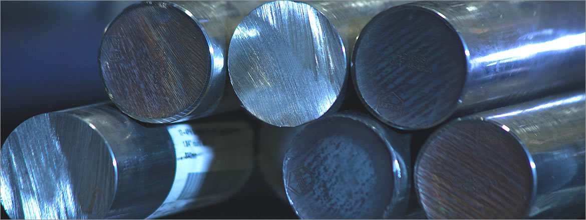 We offer cutting and billeting services on our steel round bars